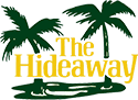 The Hideaway Country Club logo